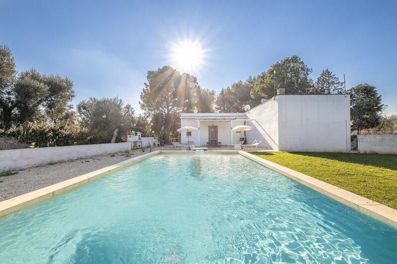 Villa Acqua Chiara – semesterbostad i Capece