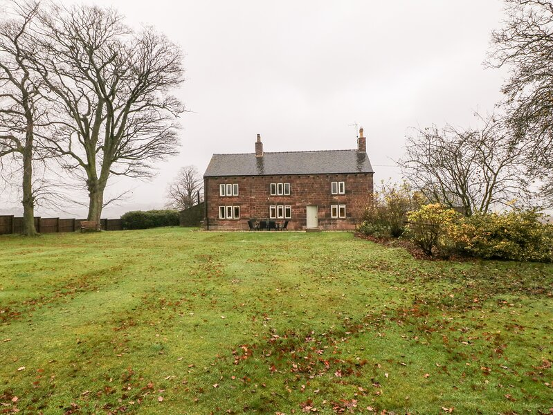 Barns Lea Farmhouse, Leek, holiday rental in Arclid