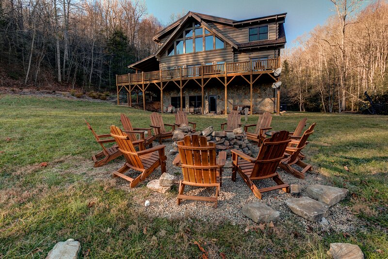 Glade Meadow, vacation rental in Old Fort