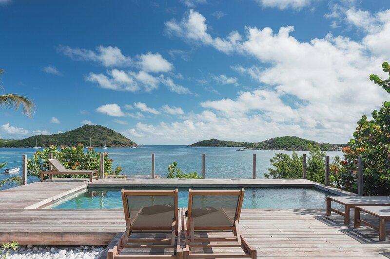 Villa Baltazar | Ocean View - Located in Exquisite Mont Vernon III, holiday rental in Cul de Sac