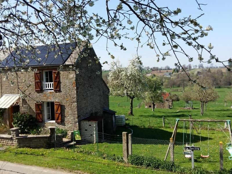 La Torrière, vacation rental in Saint-Bomer-les-Forges