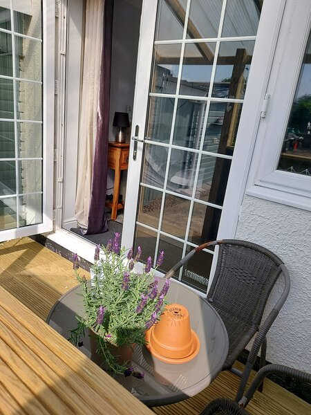 Hadrian's Wall Studio B&B. Self contained, breakfast included., location de vacances à Warwick-on-Eden
