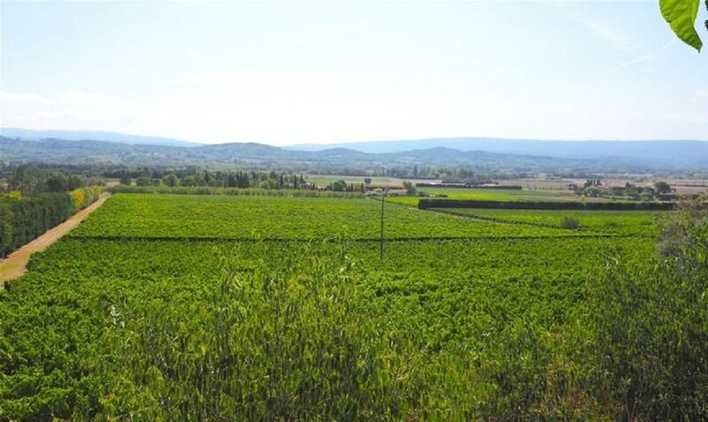 IN THE PICTURESQUE VILLAGE OF JOUCAS & BREATHKAING VIEWS OVER THE  LUBERON, holiday rental in Saint-Roman-de-Malegarde