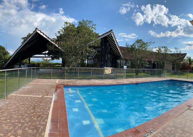 Finca Chalet Montesoso, holiday rental in Pueblo Tapao