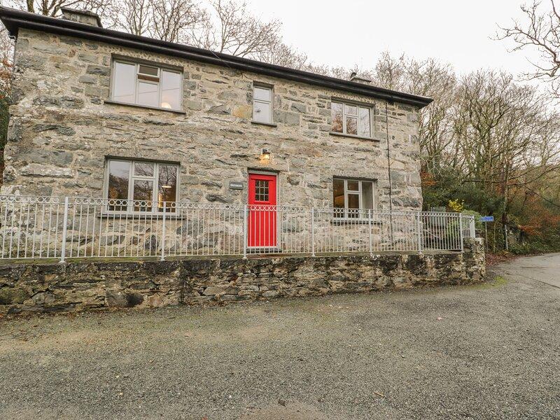 Beser Cottage, Llanbedr, location de vacances à Llanbedr