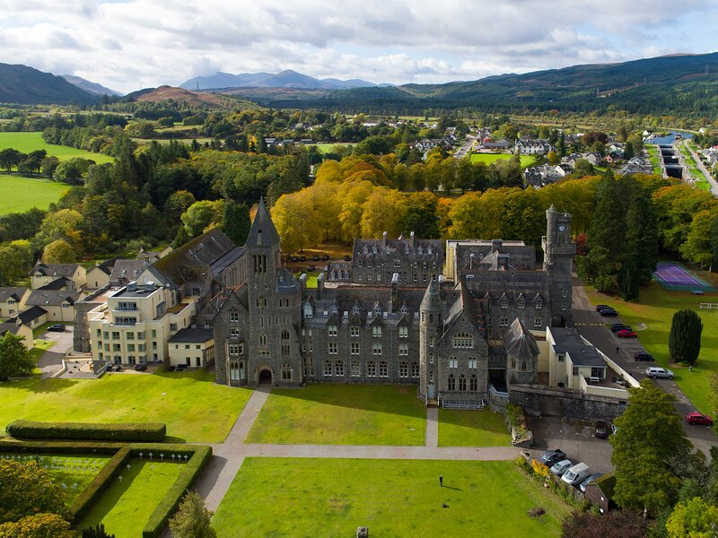 Inver at Highland Club Scotland, alquiler vacacional en Fort Augustus