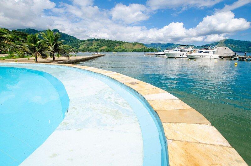 Casa em condomínio de alto padrão - Angra dos Reis, location de vacances à Saco do Ceu