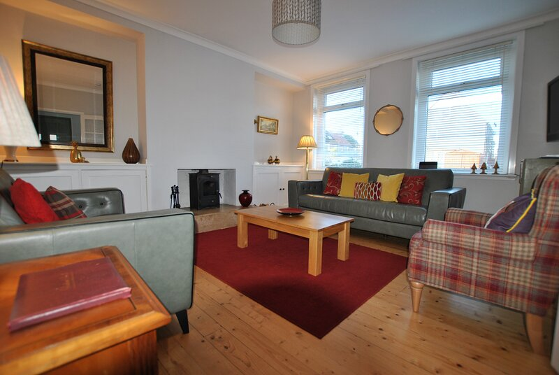 Sunnybraes- Coastal home with sea views, vacation rental in Pittenweem