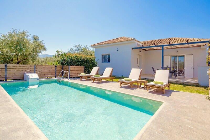 Villa Eugenia, holiday rental in Agia Marina