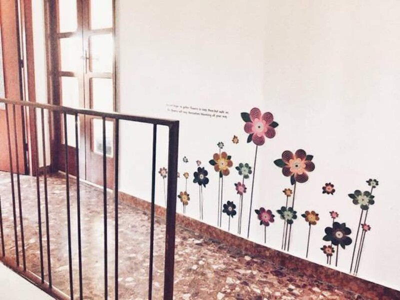 Flower Power - Holiday Home, vacation rental in Serri