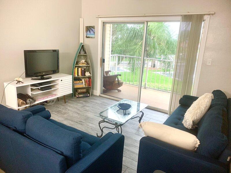 Coastal Furnished Condo, holiday rental in Indialantic