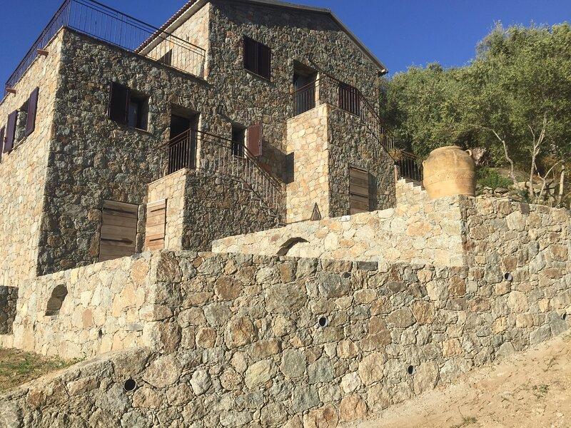 Résidence Casa Di Roc / Rosa Marine, location de vacances à Pietralba