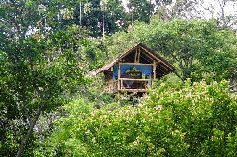El Cielo Refugio, holiday rental in Tocaima