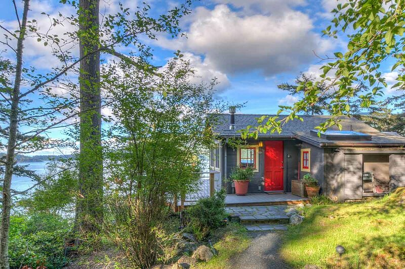 Isle Dream Cottage (All Dream Cottages) Private Waterfront Hideaway, Orcas, WA), location de vacances à Eastsound
