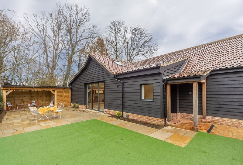 Downbridge Lodge, holiday rental in Harleston