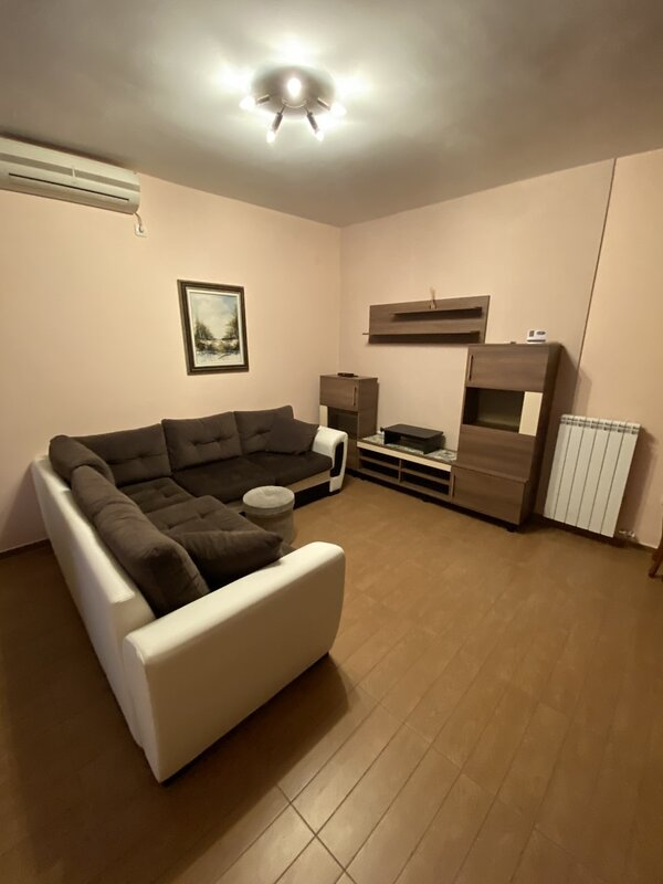 The living room afrea