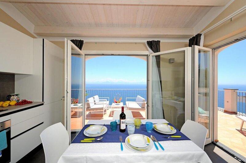 Amalfi Blu Retreat, alquiler de vacaciones en Amalfi