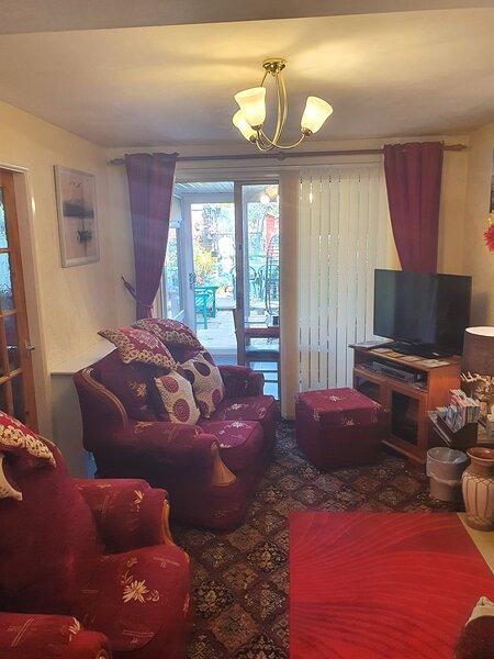 1 bed flat, location de vacances à Fleetwood