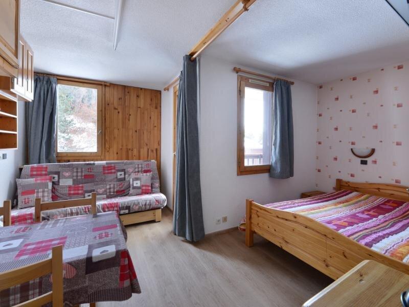 Studio à proximité du télécabine de Montchavin, location de vacances à Montchavin