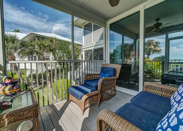 A Family Friendly 1st Floor Two Bedroom for your Gulf Shore Vacation!  B3513A, alquiler vacacional en Cape Haze
