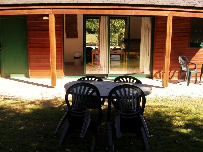 Chalet les Senteurs, location de vacances à Sable-sur-Sarthe