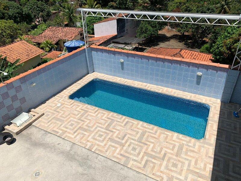 Casa c Vista Linda, Piscina, Churrasqueira e Wifi, holiday rental in Itaipuacu
