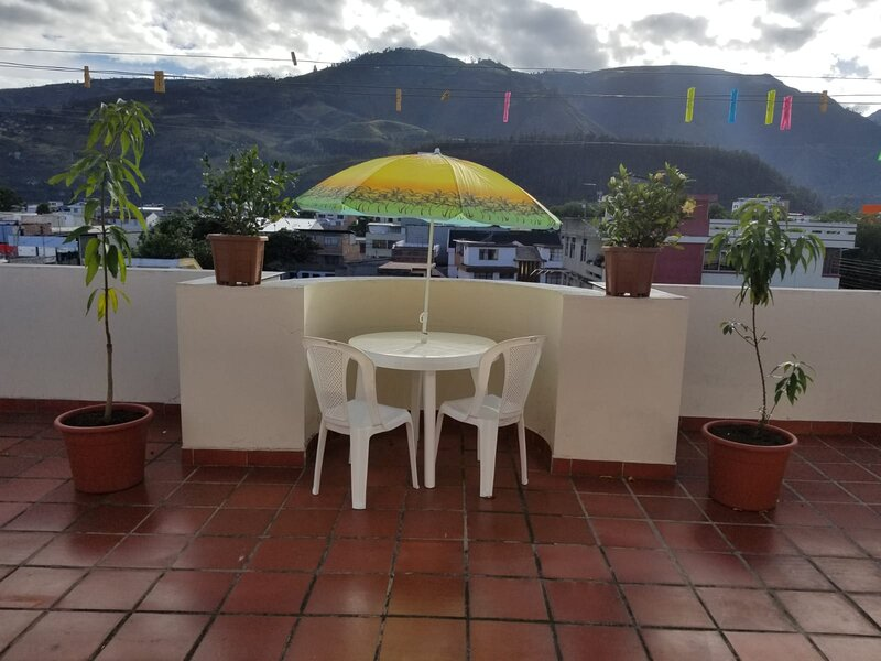 Stay in comfort while enjoying Ecuador, location de vacances à Ibarra