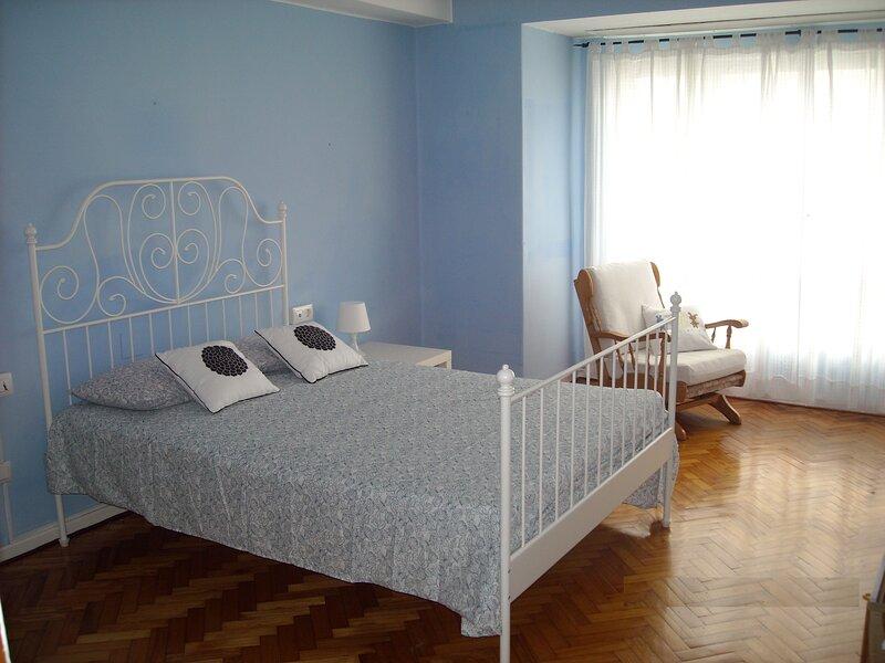 Apartamento muy amplio con garaje y hermosas vistas, vacation rental in Pontevedra