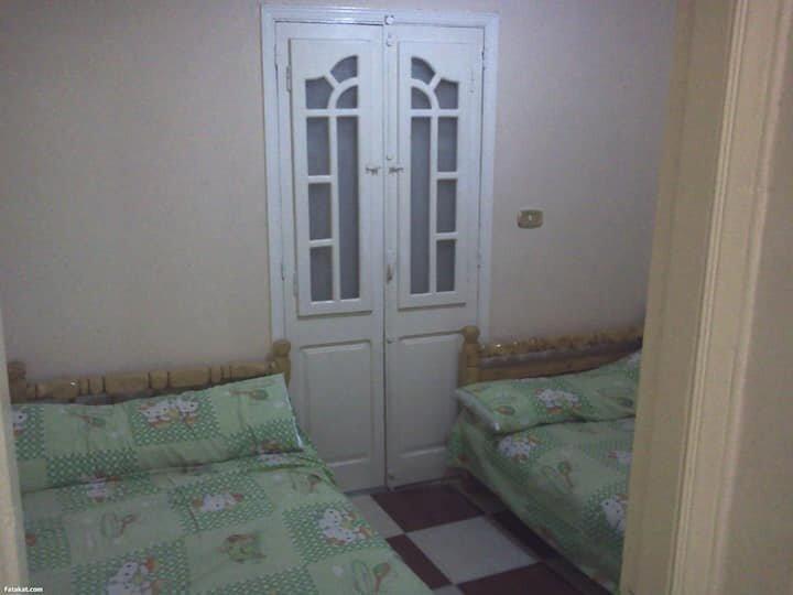 north coast apartmentشقة الساحل الشمالى, location de vacances à Gouvernorat d'Alexandrie