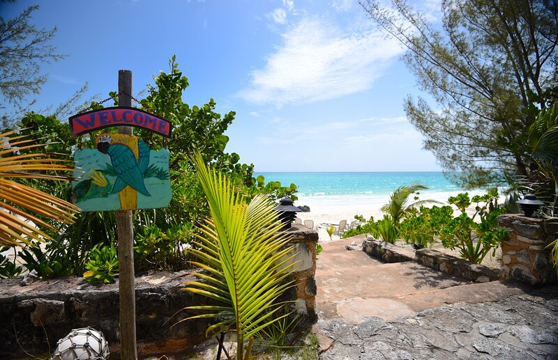 #13 Round House at Pigeon Cay, holiday rental in Cat Island
