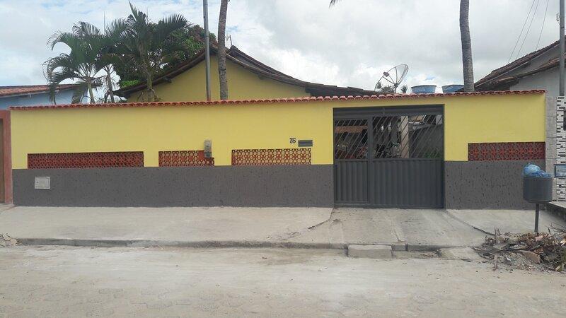 Casa de férias Amarela - Padro Ba., location de vacances à Prado