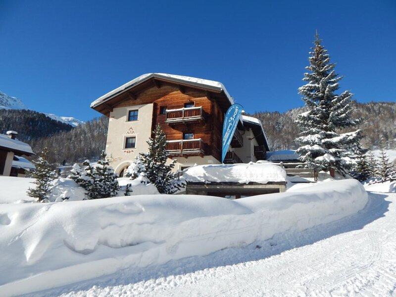 Bait L'Ables, casa vacanza a Livigno