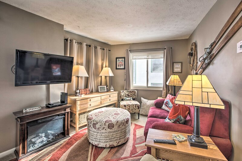 Wintergreen Resort Vacation Rental   1BR   1BA   Stairs Required
