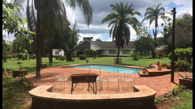 G & I House with 24/7 Security and Solar Backup, holiday rental in Harare
