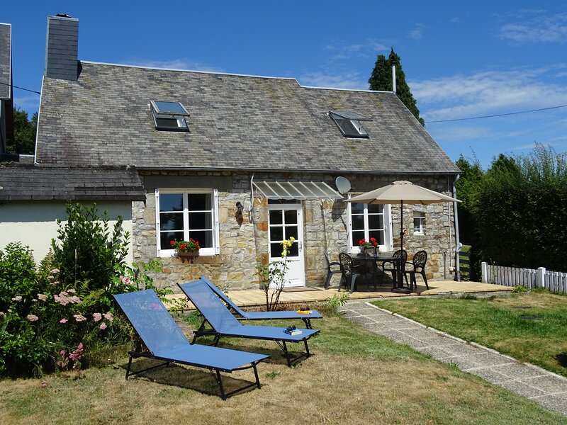 La Croix Crespin, Mortain, holiday rental in Romagny