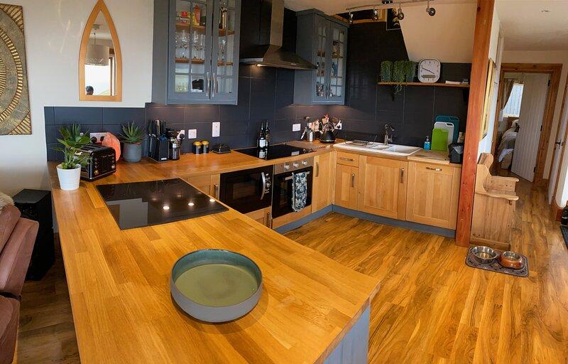 Luxury Secluded Cottage, Culnacnoc, Portree, Skye, Scotland, Ferienwohnung in Waternish