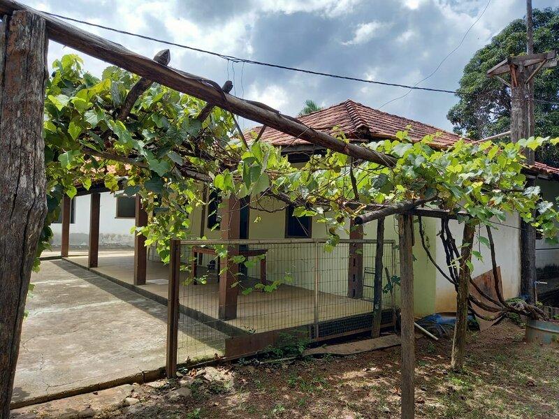 Rancho Para Alugar Três Marias - Fazenda Sede, holiday rental in Morada Nova de Minas