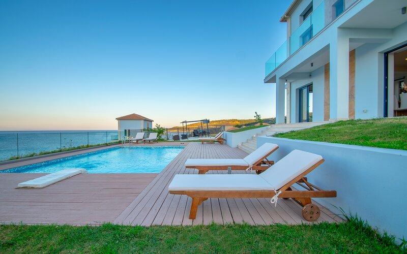 Thalassa De Javu Villa, aluguéis de temporada em Skinaria