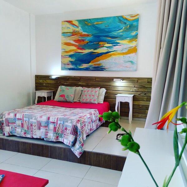SUÍTE PÉ NA AREIA - Campeche - Rio Tavares - SC, Ferienwohnung in Campeche