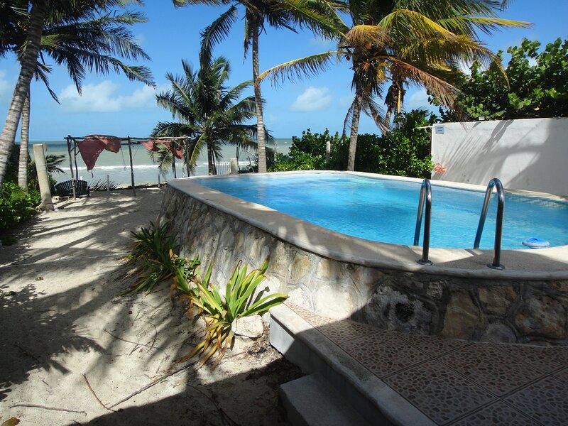 Ixpa-hu departamento en telchac, lugar ideal para descansar, holiday rental in San Crisanto