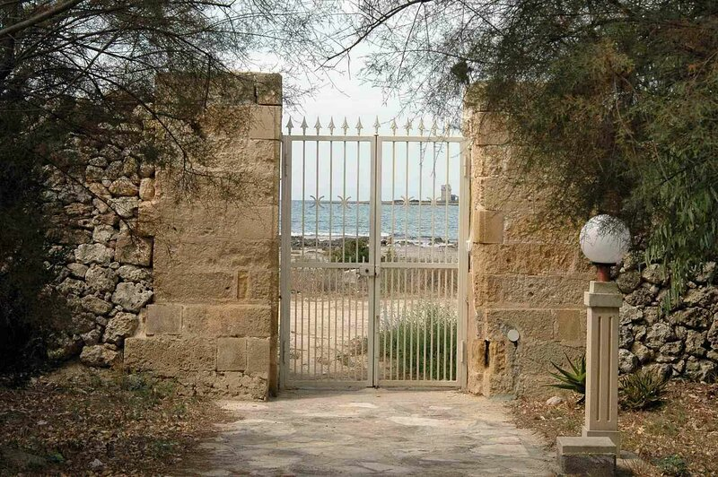 Villa Cesareo - Mare, Ferienwohnung in Torre Colimena