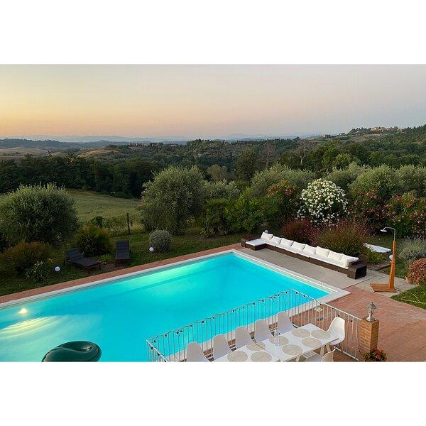 Villa Casa Collina - Castelfalfi, holiday rental in Montaione