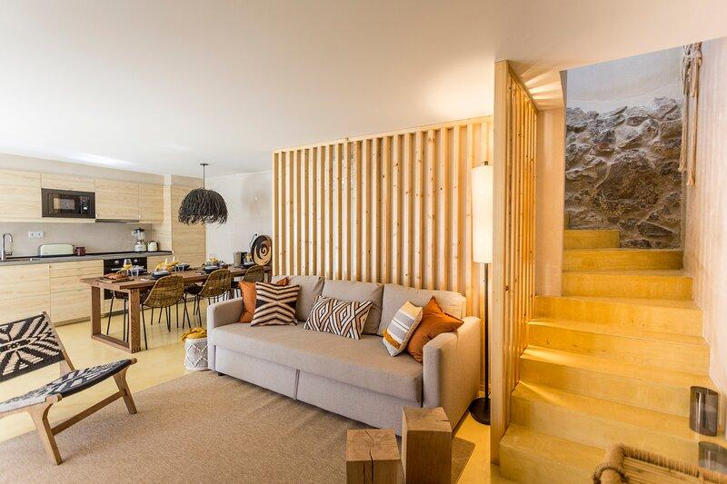 SEA´YA Family Surf Houses Villa Cresmina, alquiler vacacional en Alcabideche