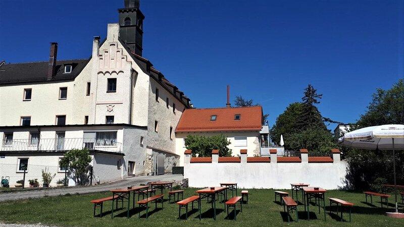 Willkommen auf Schloss Weichs zu Regensburg