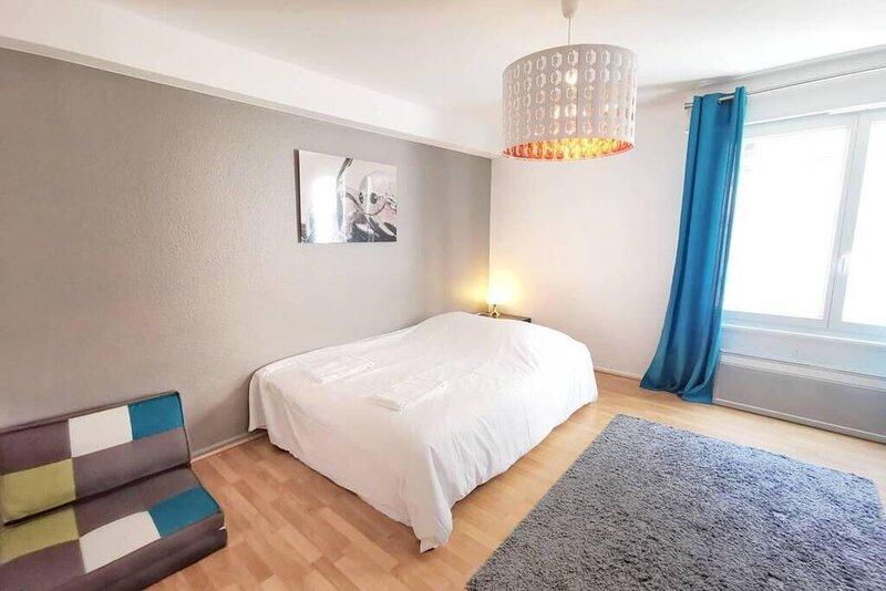 Studio Langstross, Hypercentre, adapté confinement, holiday rental in Plobsheim