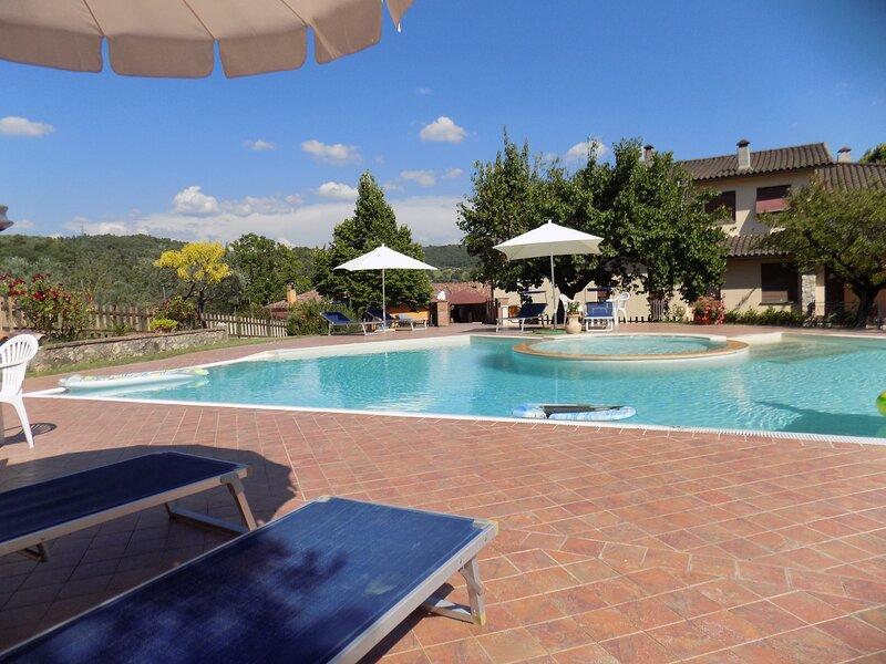 Appartamento Nelle Vigne, vacation rental in Otricoli