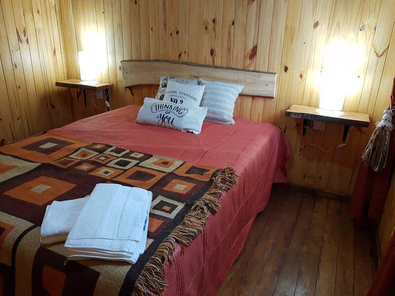 Cabañas Grazie, vacation rental in Litoral