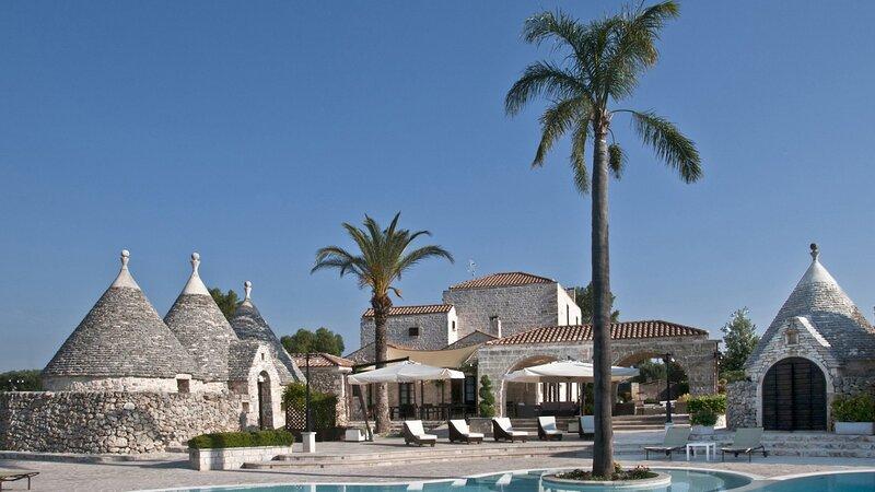 Luxury villa Don Andrea, holiday rental in Ceglie Messapico