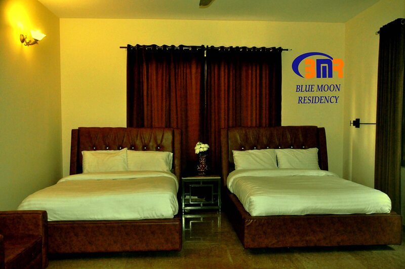 Bluemoon Residency Guest House, vakantiewoning in Pakistan