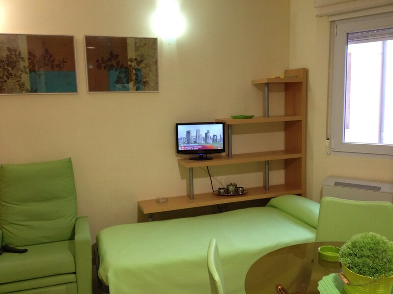 Apartamento 1 persona - 1, holiday rental in Bocairente